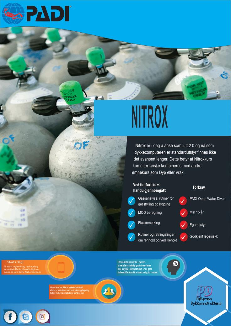 Nitrox poster